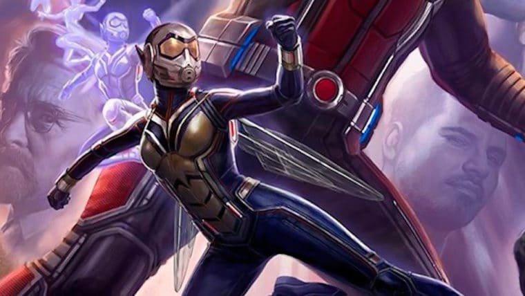 Homem-Formiga e a Vespa vai explorar o conceito do Multiverso