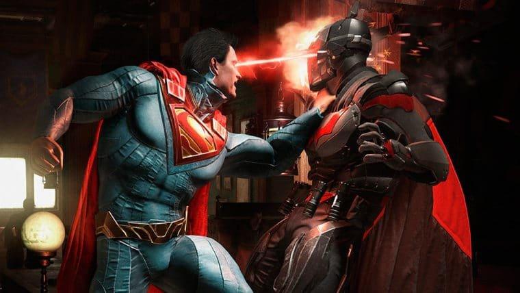 Lojas indicam que Injustice 2 poderá ser lançado para PC