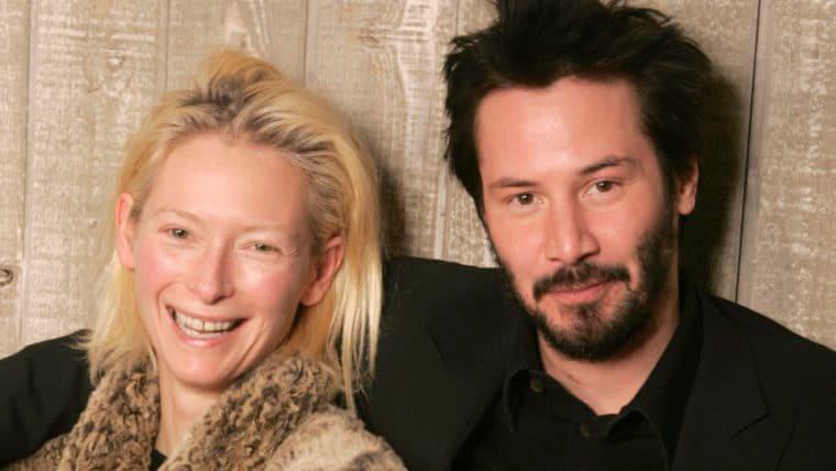 John Wick 3 | Keanu Reeves quer Tilda Swinton no terceiro longa