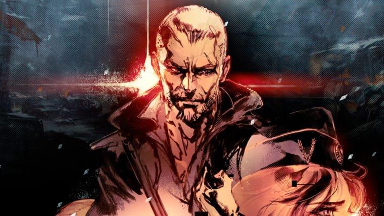 Left Alive é nova franquia da Square Enix com ilustrador de Metal Gear Solid