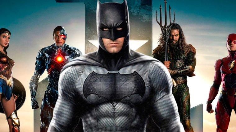 Liga da Justiça   Elenco fala sobre seus momentos preferidos do filme em vídeo