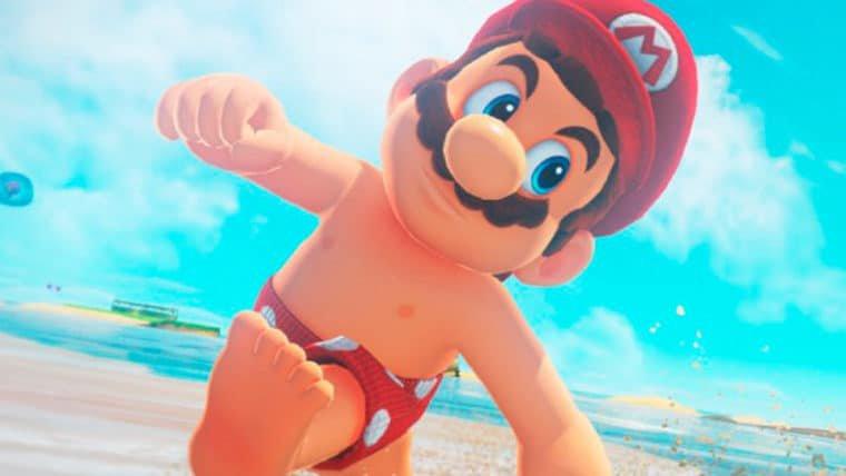 Tire a camisa e se aventure com os gameplay inéditos de Super Mario Odyssey!