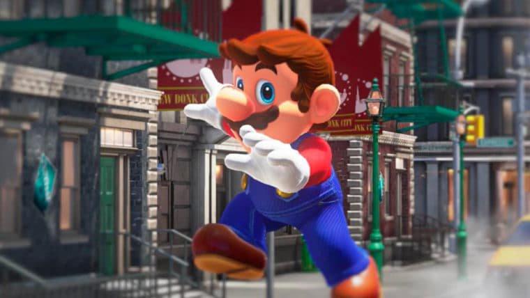 Super Mario Odyssey apresenta mundos inéditos e outras novidades em vídeo