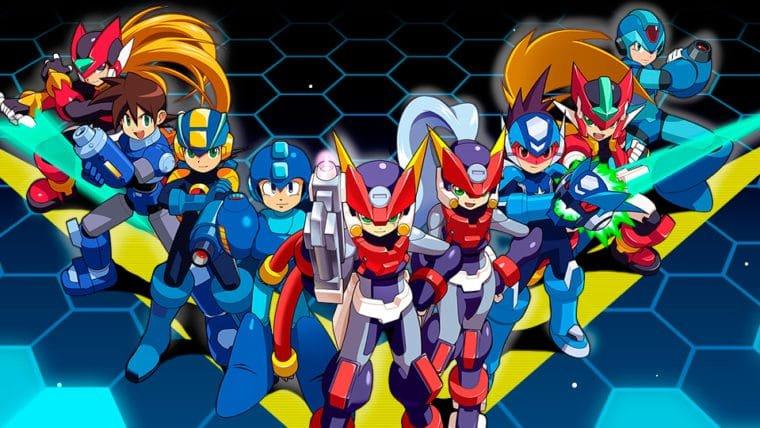 Capcom anuncia painel na TGS 2017 para celebrar 30º aniversário de Mega Man