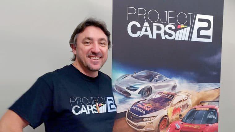 """""""Não simulamos apenas o carro, simulamos todo o ambiente"""", diz diretor de Project Cars 2"""