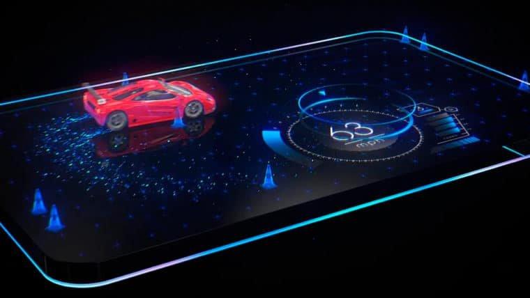 RED revela detalhes de Hydrogen One, seu celular holográfico