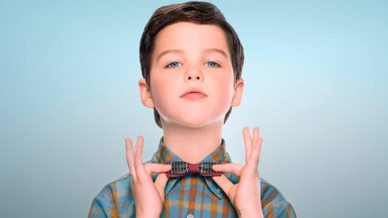 Young Sheldon é renovada para mais duas temporadas