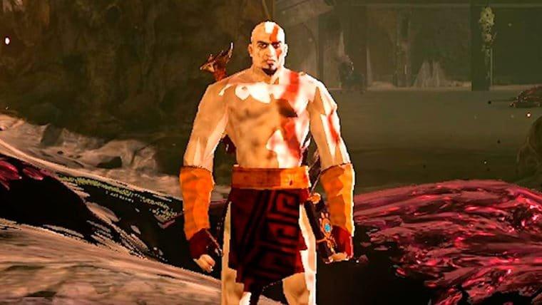 Kratos, de God of War, não tem piedade alguma neste mod de Zelda: Breath of the Wild!