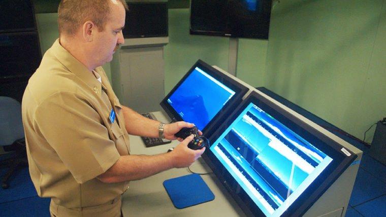 Submarinos de ponta da Marinha americana terão periscópios com controle de Xbox 360