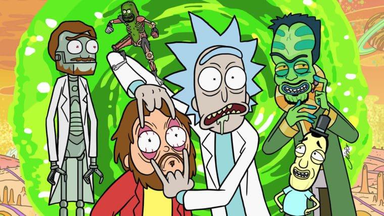 Rick and Morty: Não pense nisso!