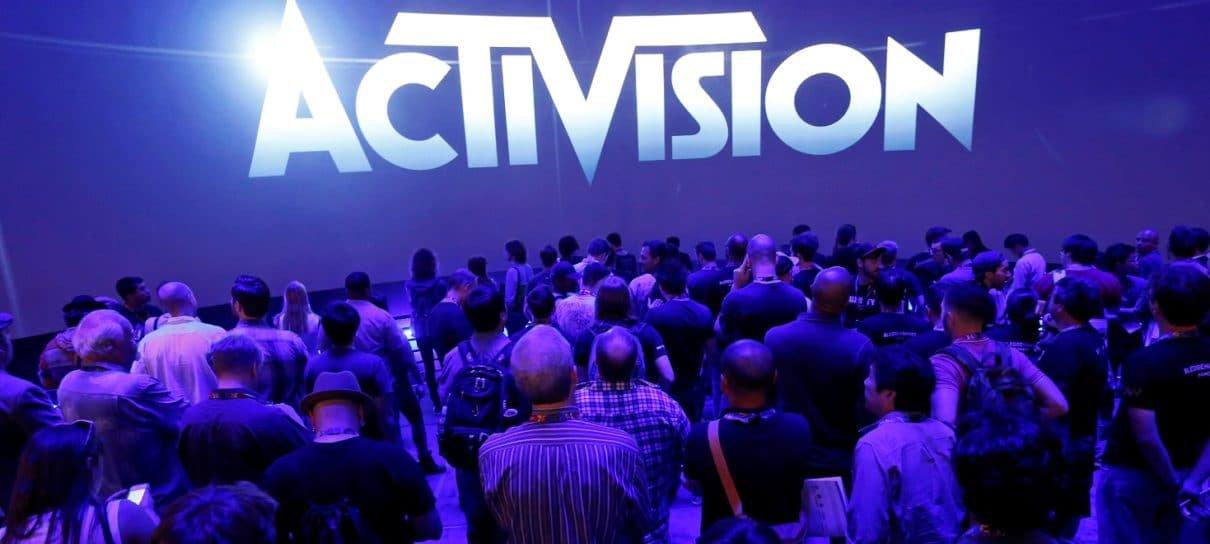 Activision registra patente de sistema que pareia jogadores para forçar microtransações