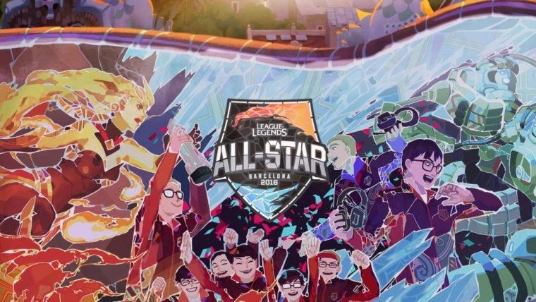 League of Legends | Torneio All-Stars muda formato, define data e local da edição de 2017