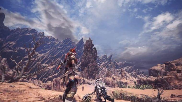 Monster Hunter: World terá Aloy como personagem jogável no PS4
