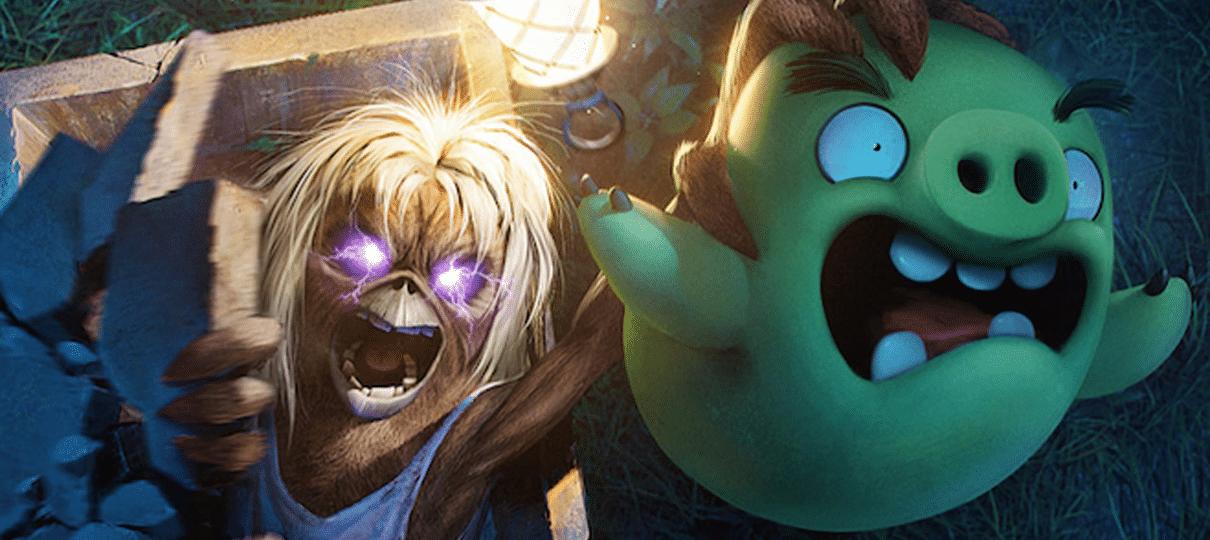 Angry Birds e Iron Maiden se unem em um crossover de Halloween