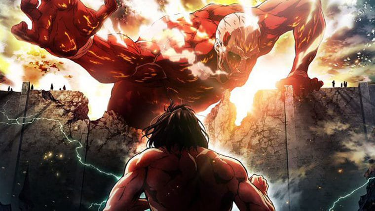 Attack on Titan | Terceira temporada chega em julho de 2018