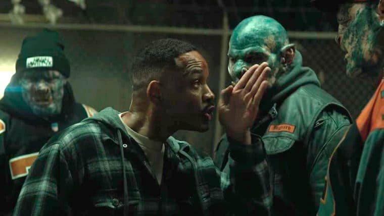 Bright | Will Smith precisa lidar com um mundo fantástico no novo trailer do filme
