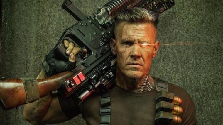 Além de Deadpool 2, Josh Brolin afirma que Cable aparecerá em mais três filmes da Marvel!
