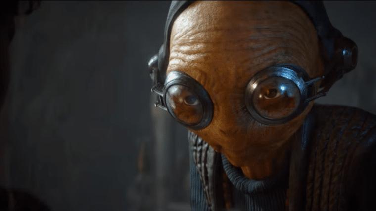 Star Wars: Battlefront II   Trailer do modo história tem Leia, Luke e Maz Kanata