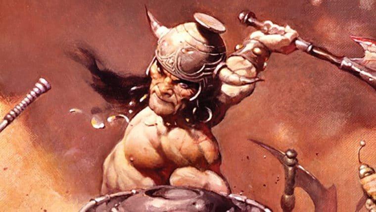Conan | Livros que inspiraram as HQs e os filmes serão lançados no Brasil