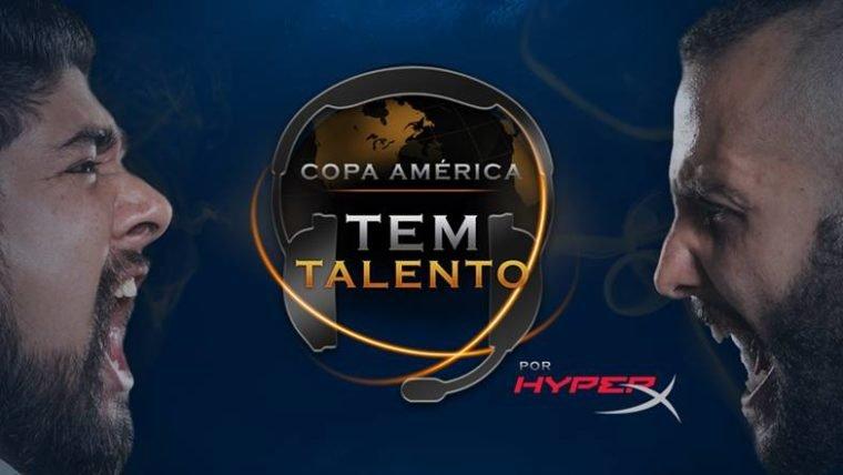Blizzard promove concurso para encontrar narradores e comentaristas para a Copa América