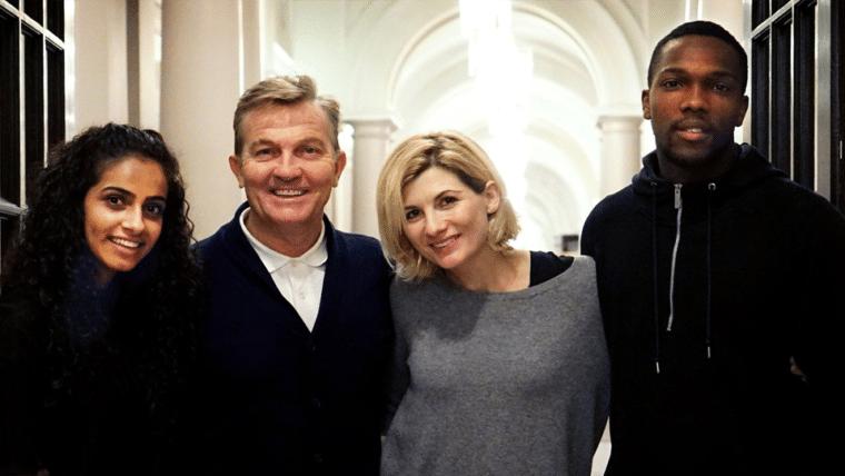 Doctor Who | Novos companheiros da Doutora são apresentados