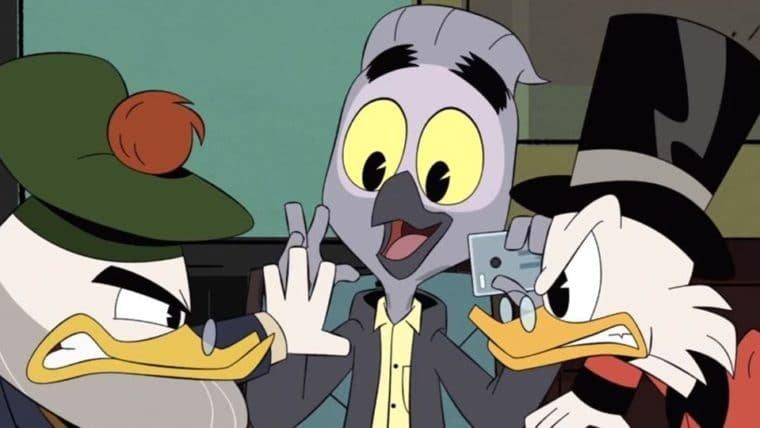 DuckTales | Novo vídeo apresenta Mark Beaks, um dos novos antagonistas do reboot