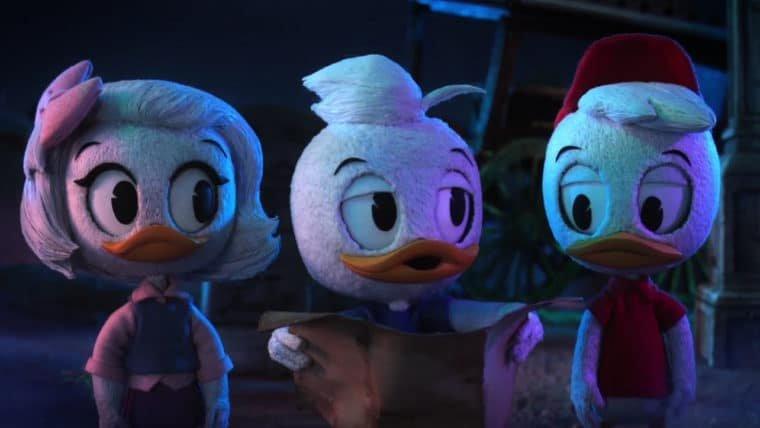 Ducktales, Operação Big Hero e Star Contra as Forças do Mal ganham vídeos de Halloween