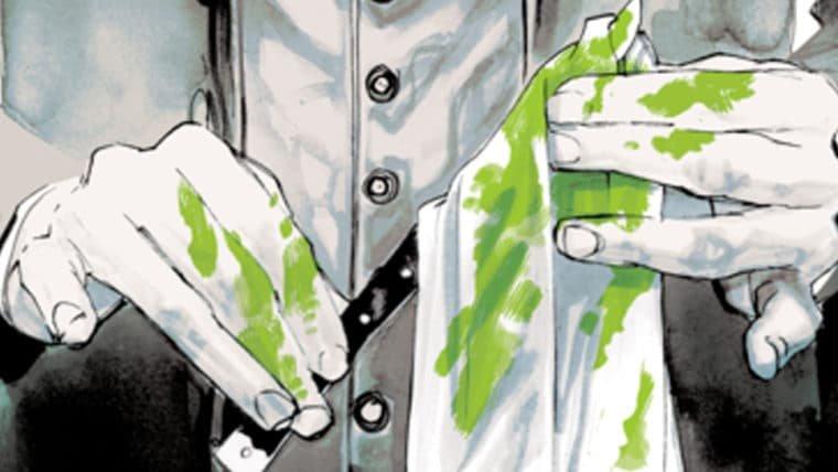 A Study in Emerald | Rafael Albuquerque vai desenhar HQ baseada no conto de Neil Gaiman