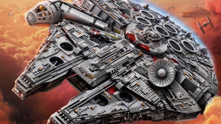 Star Wars   Vídeo mostra construção do maior kit LEGO do mundo!
