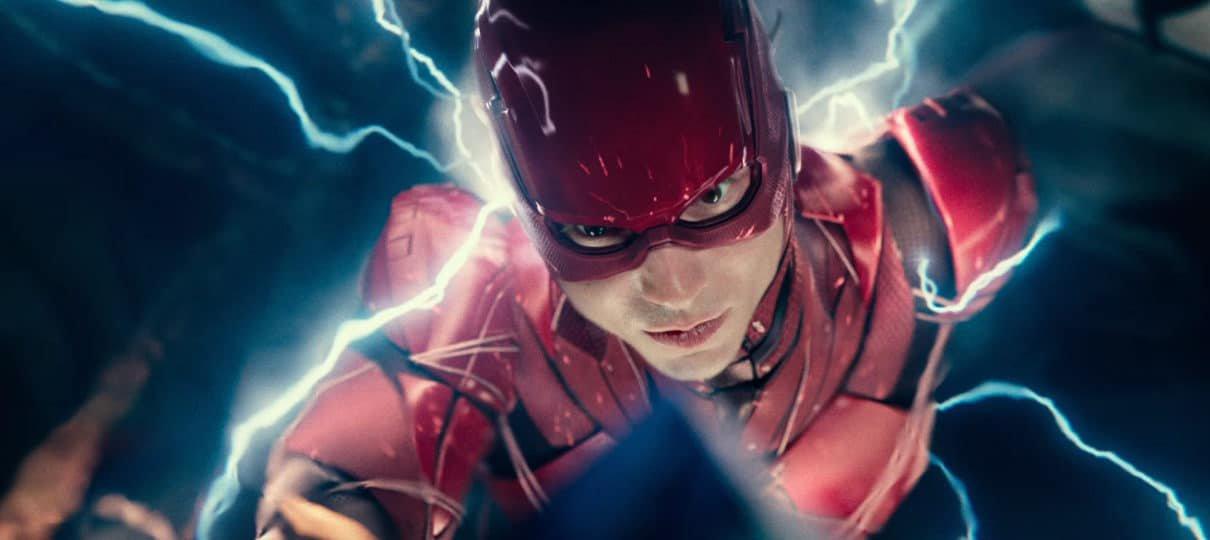 The Flash   Filme do herói deve estrear somente em 2021