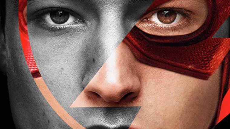 Liga da Justiça | Flash e Barry Allen se dividem em novo cartaz