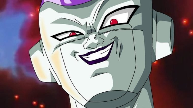Dragon Ball Z ganha máscara facial com a cara do Freeza