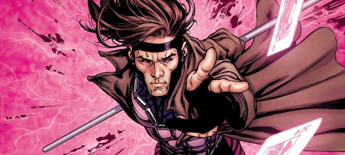 Gambit ganha data de lançamento oficial para 2019