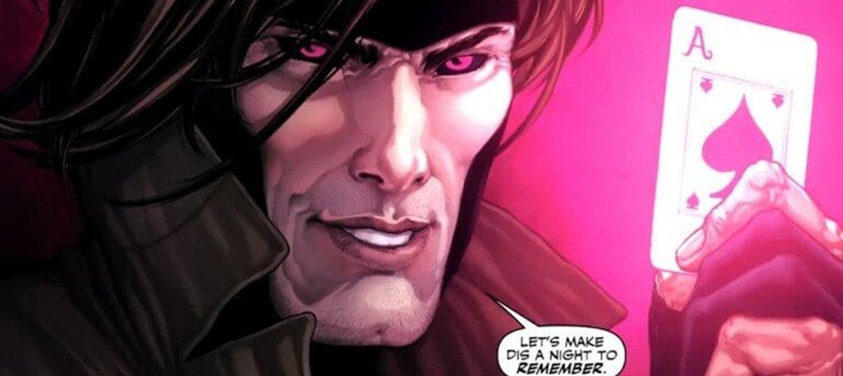 Gambit pode ser um filme sobre crimes e roubos [RUMOR]
