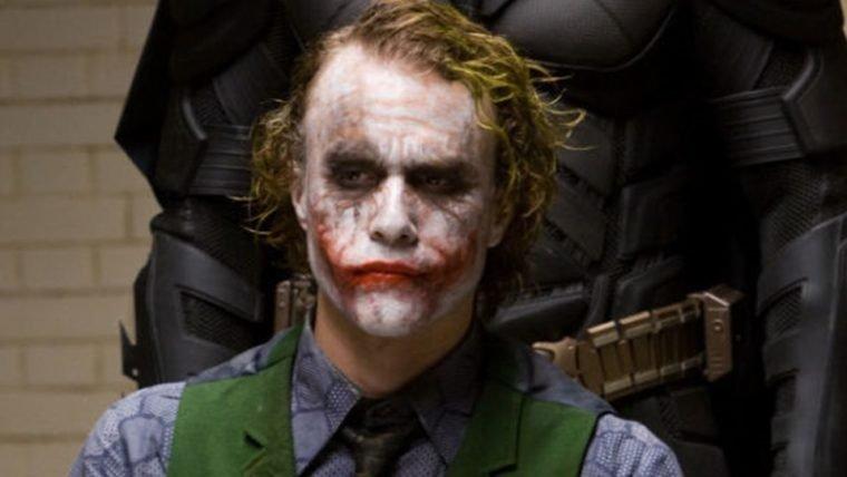 Heath Ledger pediu para levar um soco de verdade de Bale em Batman: O Cavaleiro das Trevas