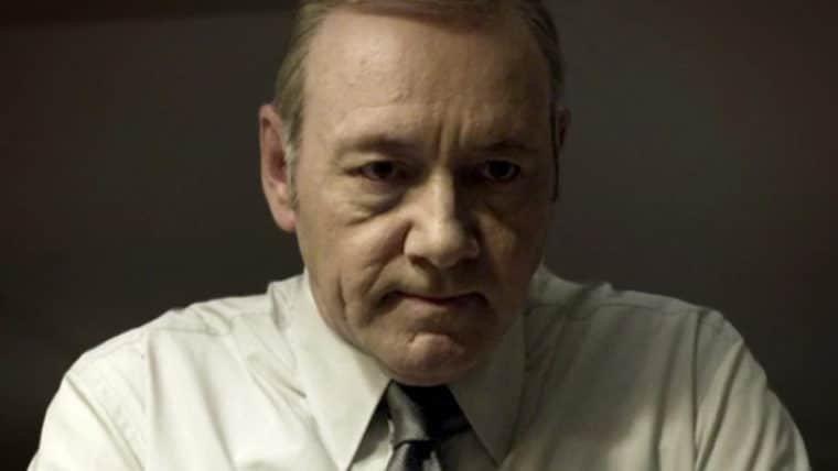 House of Cards   Produção da última temporada é suspensa por tempo indeterminado