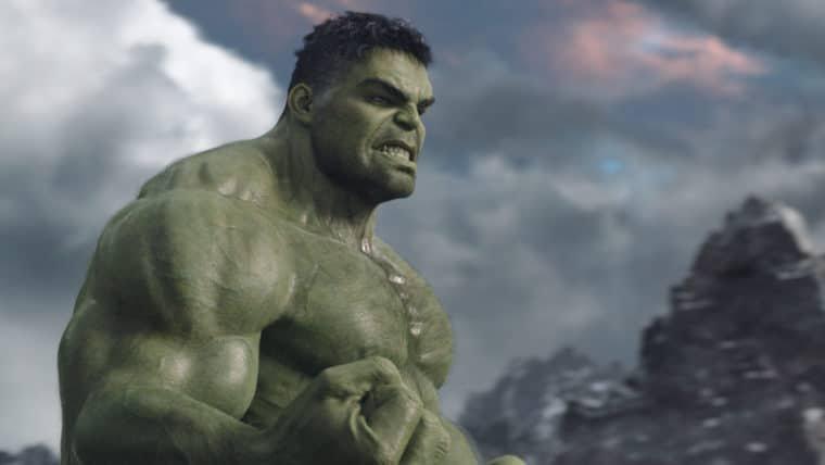 Thor: Ragnarok é a primeira parte de uma nova fase do Hulk