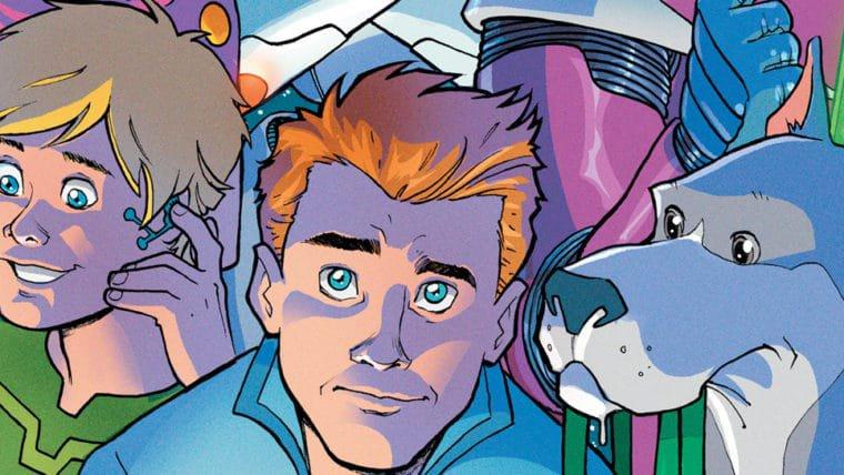 Os Jetsons   Primeiras páginas da HQ mostram futuro pós-apocalíptico na Terra