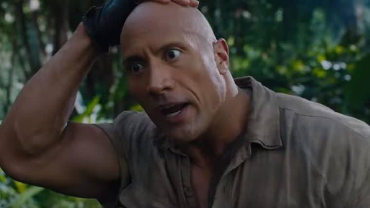 Jumanji: Welcome to the Jungle | Vídeo dos bastidores mostra trechos cheios de ação