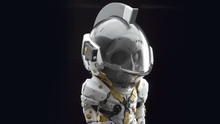 Colecionáveis do mascote da Kojima Productions ganham data de lançamento
