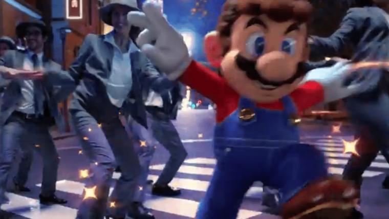 Dance e cante com o novo comercial de Super Mario Odyssey
