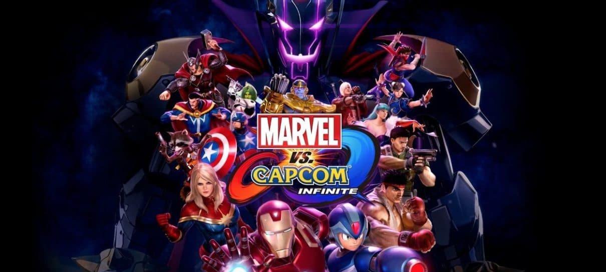 Capcom anuncia torneio de Marvel vs. Capcom: Infinite para a América Latina