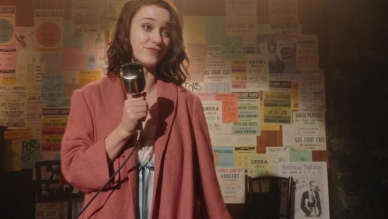 The Marvelous Mrs. Maisel é a nova série da criadora de Gilmore Girls