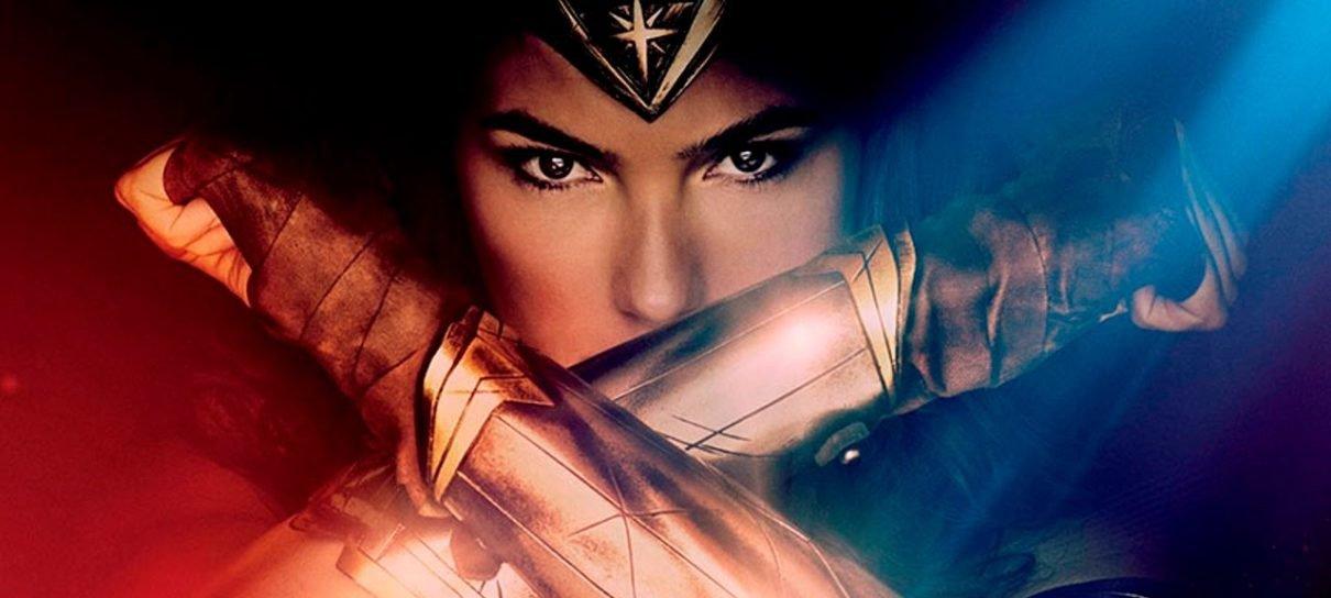 Mulher-Maravilha | Warner inicia campanha para o Oscar em quinze categorias