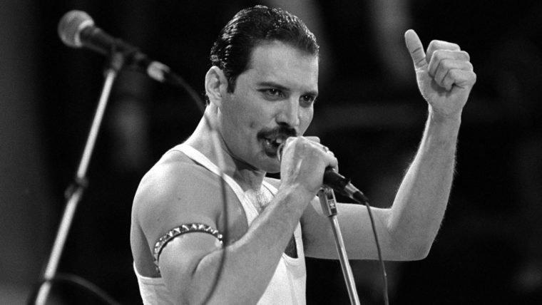 Freddie Mercury tinha uma voz única (e isso foi comprovado cientificamente!)