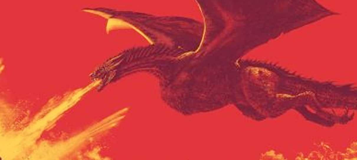 Game of Thrones   Cena épica da sétima temporada ganha pôster IRADO!