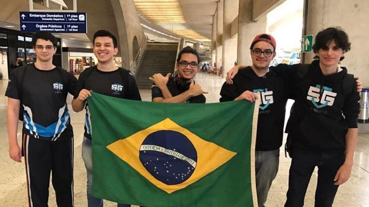 Dota 2 | Brasileiros da SG e-sports vão disputar a StarLadder em Kiev