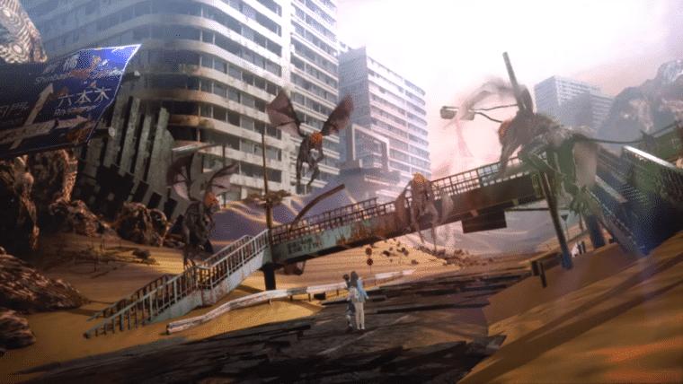 Shin Megami Tensei V é anunciado para Nintendo Switch