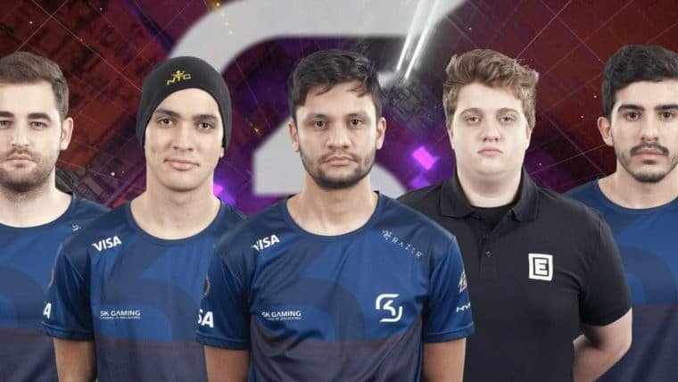 CS:GO | SK Gaming vence Astralis e está na final do Epicenter 2017