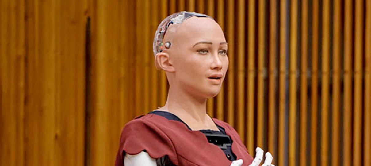 Arábia Saudita se torna o primeiro país do mundo a conceder cidadania a um robô